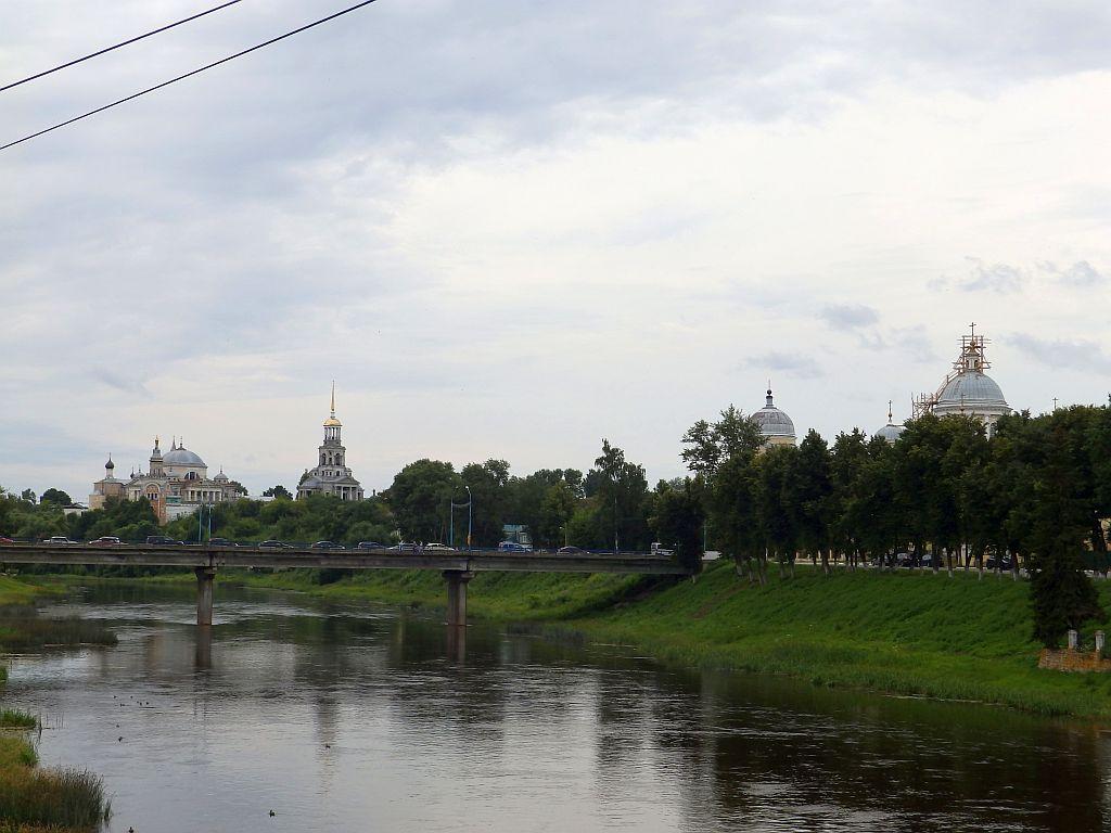Города Тверской области в фотографиях