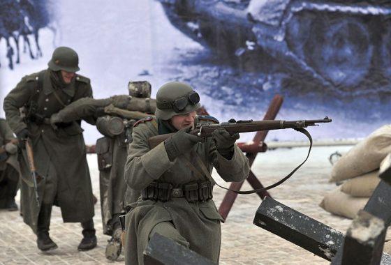 «Фамилии немецких солдат и офицеров… установить не удалось»
