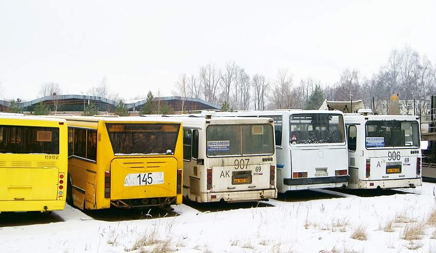 В Твери объявлена приватизация МУП «ПАТП-1»