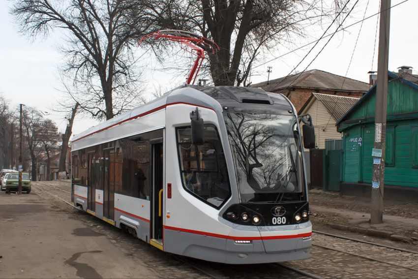 Завтра тверские трамваи выйдут на линию в Латвии
