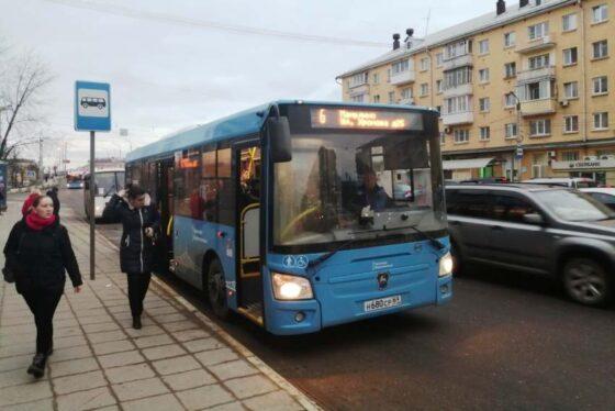 В Твери в нерабочую неделю автобусы меняют расписание