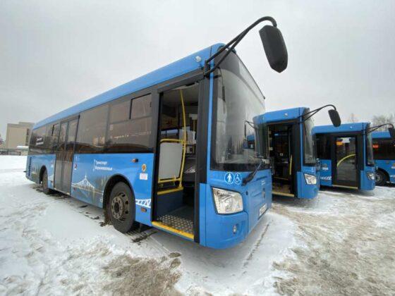В  Твери и Калининском районе начинают работать еще четыре автобусных маршрута