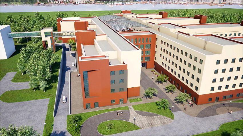 Тверскую детскую областную больницу построят до конца 2021 года