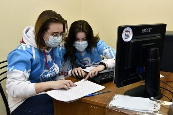 В Твери подтвержденный статус волонтера имеют около ста человек