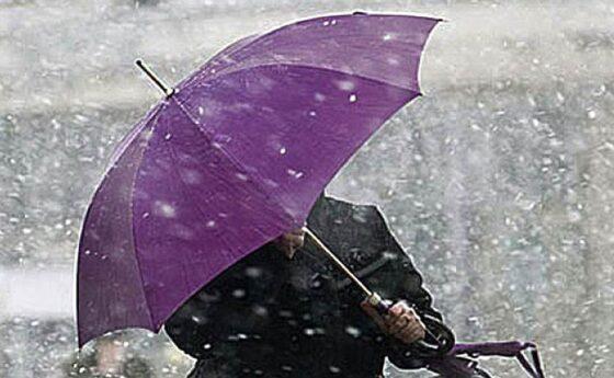 И снег, и ветер предсказывают тверские метеорологи