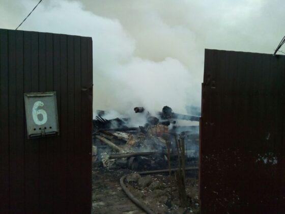 Установлена личность погибшего при пожаре в Калининском районе