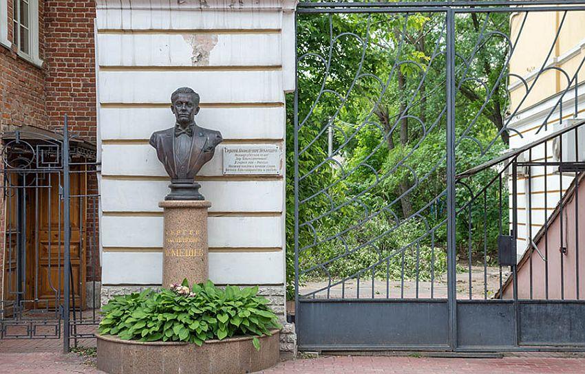 Памятник Лемешеву в Твери установят до дня его рождения