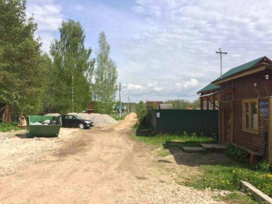 Вывоз мусора с дач в Тверской области: просто и недорого