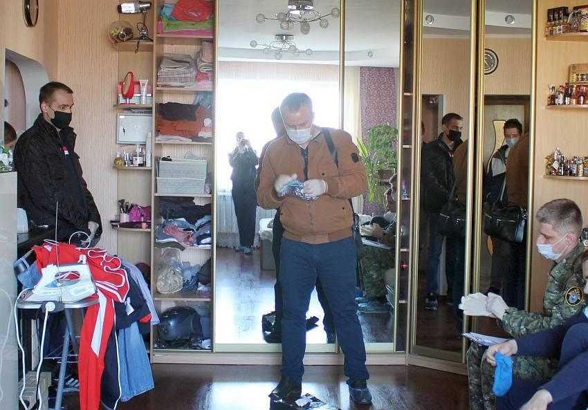 В Твери задержали организованную группу из пяти полицейских