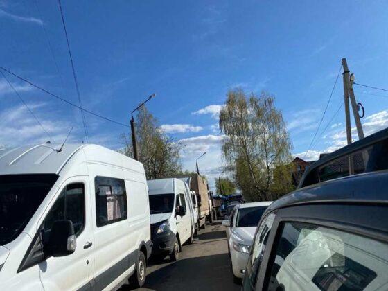 В Твери Бежецкое шоссе на все лето встанет в пробке?