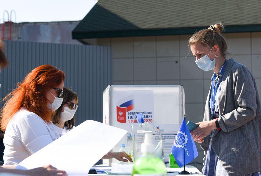В Тверской области первый день голосования прошел в штатном режиме