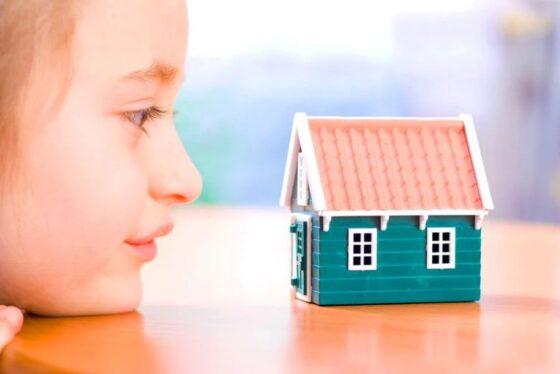 Дети и недвижимость