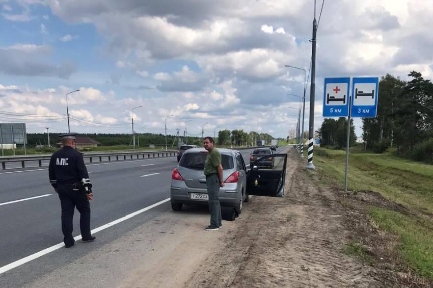 В Твери начались аресты автомобилей злостных должников