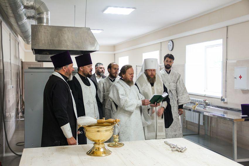 Тверская епархия открыла просфорный цех