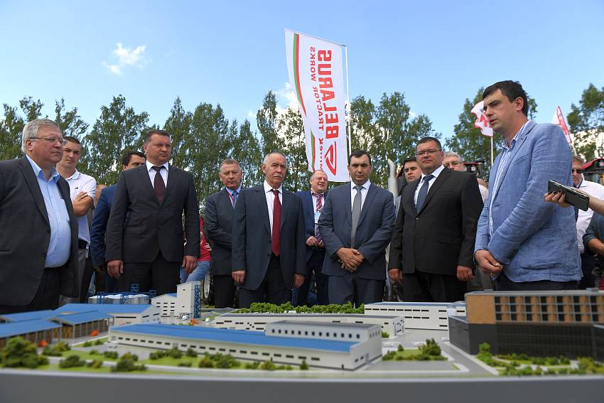 В Льняном союзе рассказали, чем будет заниматься агропарк в Торжке