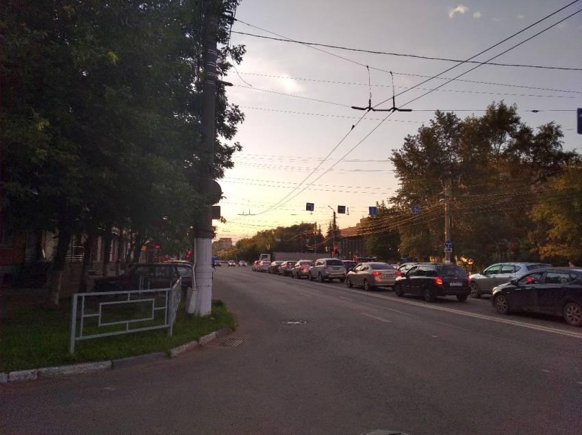 В Твери продолжили убирать следы существования троллейбуса