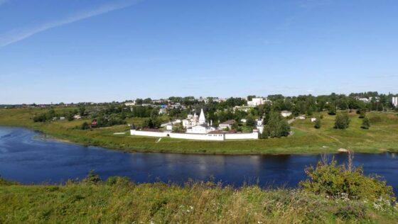 Древнейший монастырь в Старице закрыли на карантин