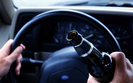В выходные на дорогах Тверской области остановили 60 пьяных водителей