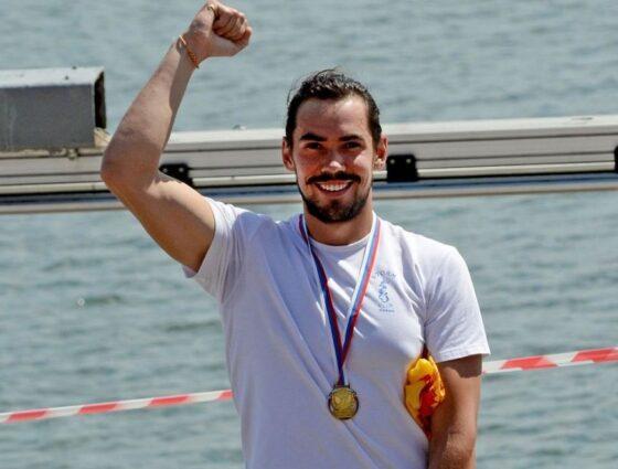 Тверской гребец Илья Первухин взял золото на Кубке мира в Венгрии