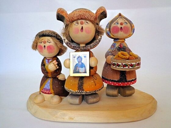 Тверские мастера представили свои сувениры на Всероссийский конкурс