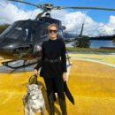 Елена Летучая наняла вертолет, чтобы слетать в Тверскую область на ужин