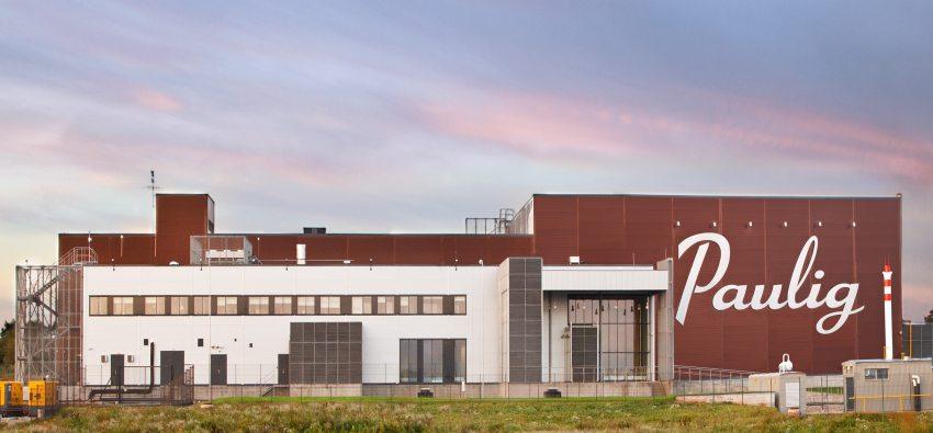 С заботой об окружающей среде: заводу Paulig исполняется 9 лет