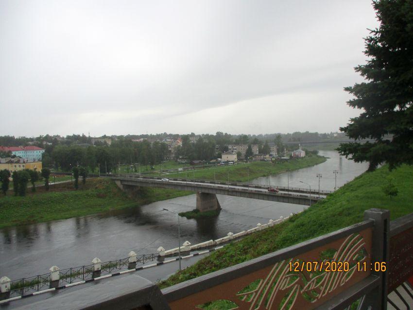 Портреты берегов: Волга в Ржеве