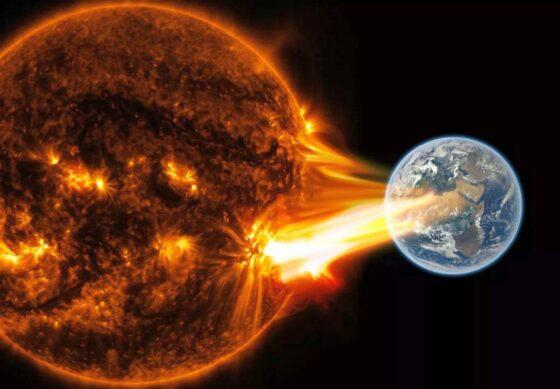 Планету Земля накроет недельная магнитная буря