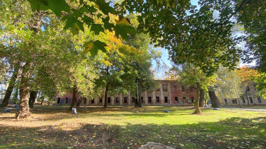 В Тверь вернут исторический парк с домом, в котором играет музыка