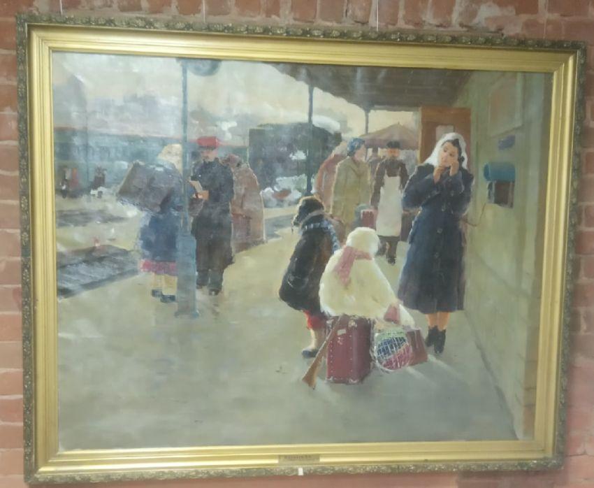«Друг художников» - в Твери открылась выставка работ из частной коллекции