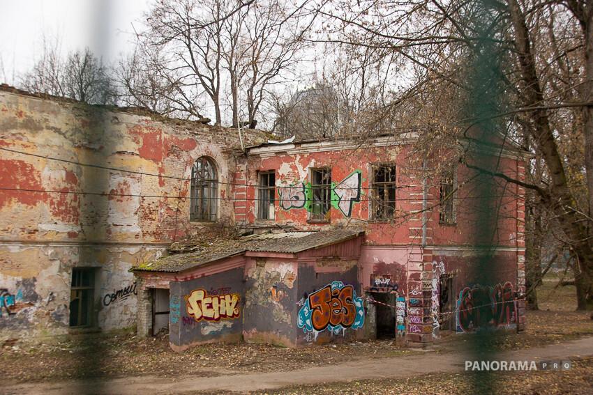 Тверскую филармонию обязали восстановить парк «Воксал»