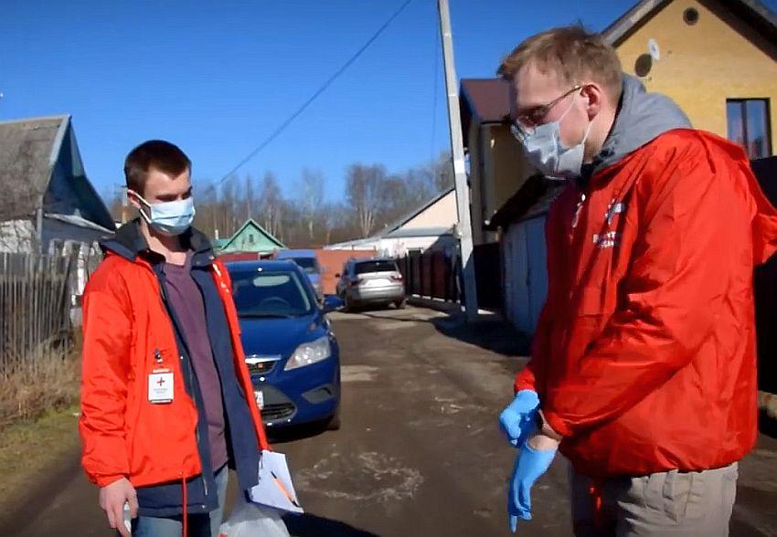 В Тверской области вновь заработает Волонтерский штаб помощи в пандемию