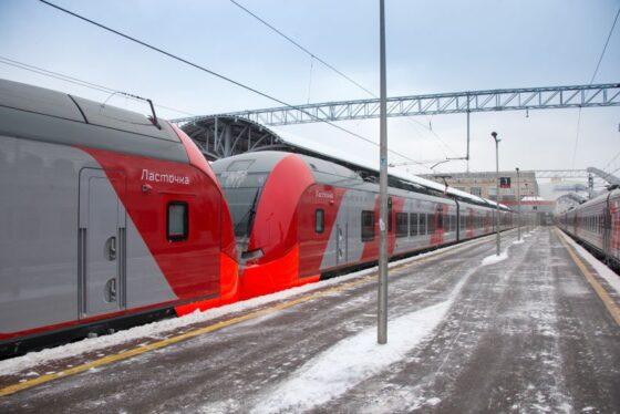 В новогодние каникулы в Тверской области изменится расписание электричек