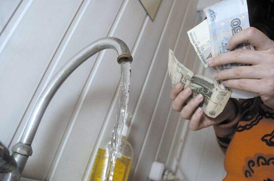 С Нового года в Тверской области подорожает горячая вода