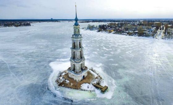 Калязинскую колокольню откроют для посетителей