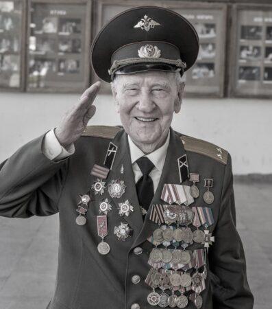 Умер герой Ржевской  битвы, автор пронзительных воспоминаний о войне Петр Михин