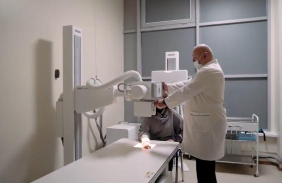Засветиться без очередей: в «МедПрофи» сделают рентген за считанные секунды