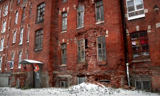 Жильцы морозовской казармы в Твери не могут договориться с УК