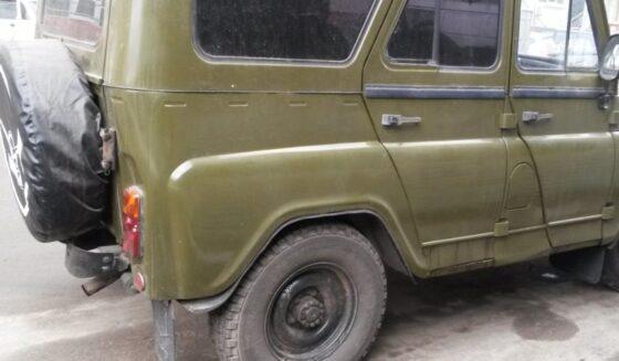 За угон автомобиля жителя Красного Холма отправили на строгий режим