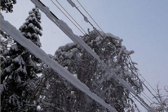 В Тверской области оперативно восстанавливают энергоснабжение в ряде населенных пунктов