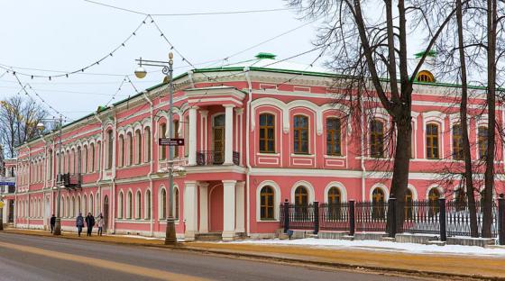 Тверской краеведческий музей приглашает в школьные каникулы