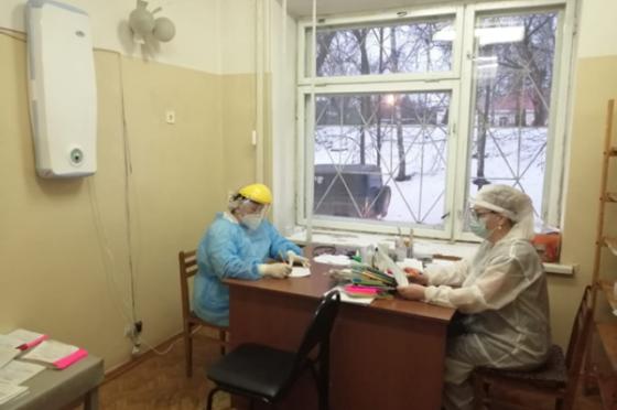 В центр амбулаторной помощи с подозрением на ковид обратились 630 тверичан