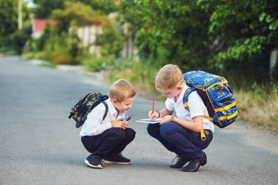 Родители тверских  первоклассников смогут записать детей в школу с 1 апреля