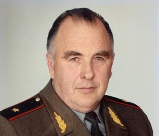 Ушел из жизни экс-начальник Тверского суворовского военного училища