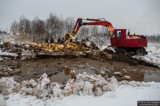 Команда поисковиков нашла в Тверской области обломки боевого  Ил-2