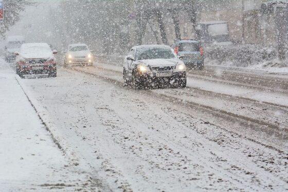 На Тверскую область надвигаются мокрый снег и гололедица