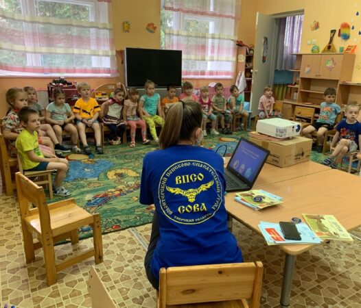 Волонтеры поискового отряда расскажут детям из Тверской области о безопасности