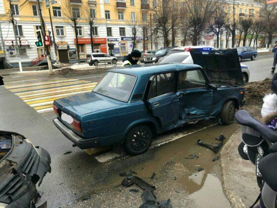 В Твери в аварии пострадал 5-летний ребенок