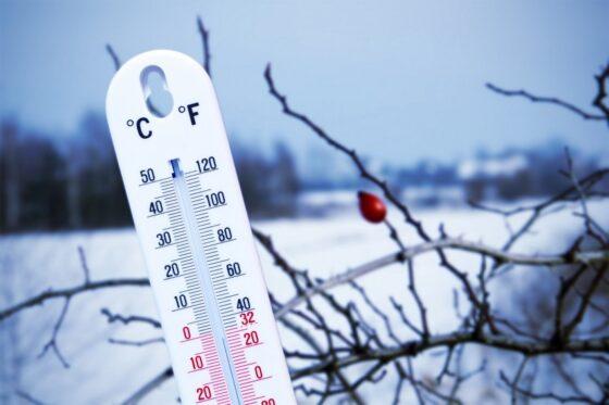 В Тверской области похолодает до -27
