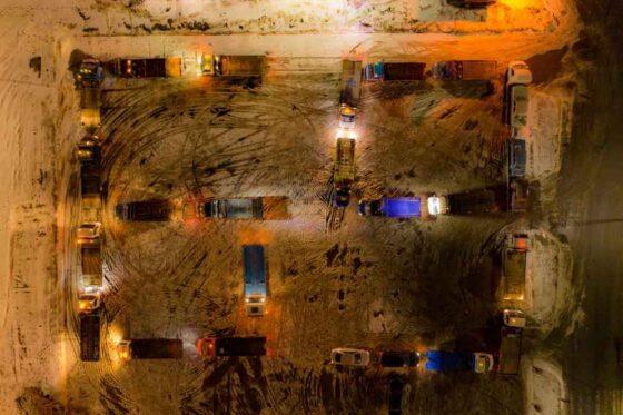 В Твери эвакуаторщики устроили светопредставление
